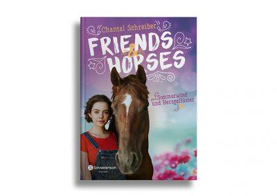 Friends & Horses 2 – Sommerwind und Herzgeflüster