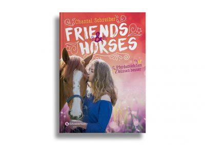 Friends & Horses 3 – Ambling Rose