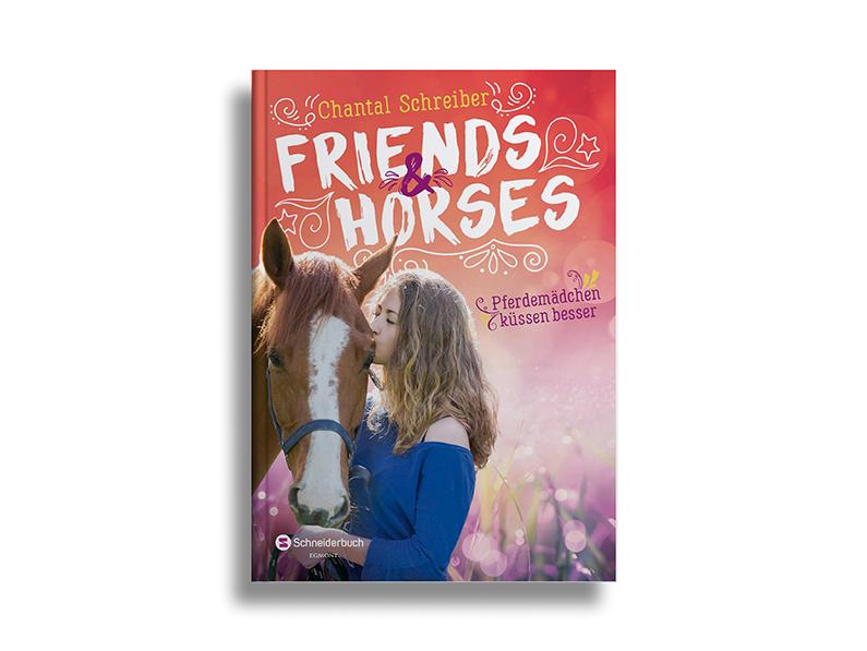Friends & Horses 3 – Pferdemädchen küssen besser
