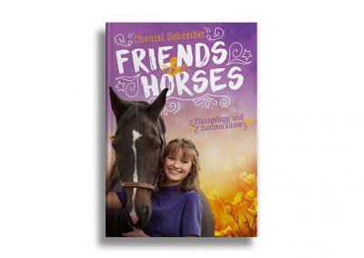 Friends & Horses 4 – In the Summer Rain