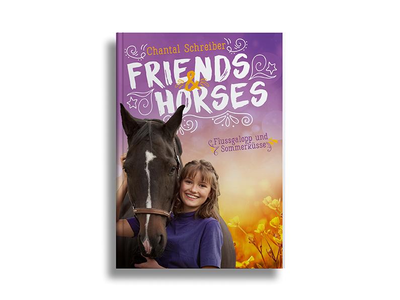 Friends & Horses 4 – Flussgalopp und Sommerküsse