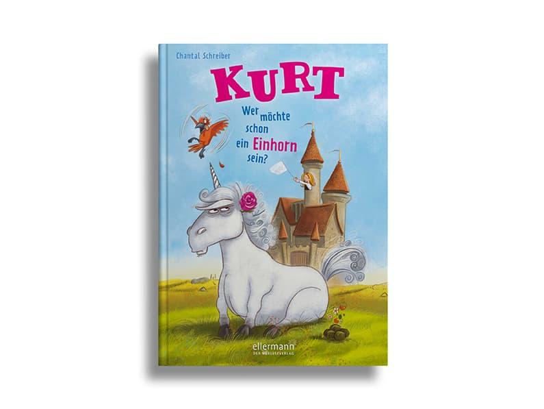 Kurt – Wer möchte schon ein Einhorn sein?